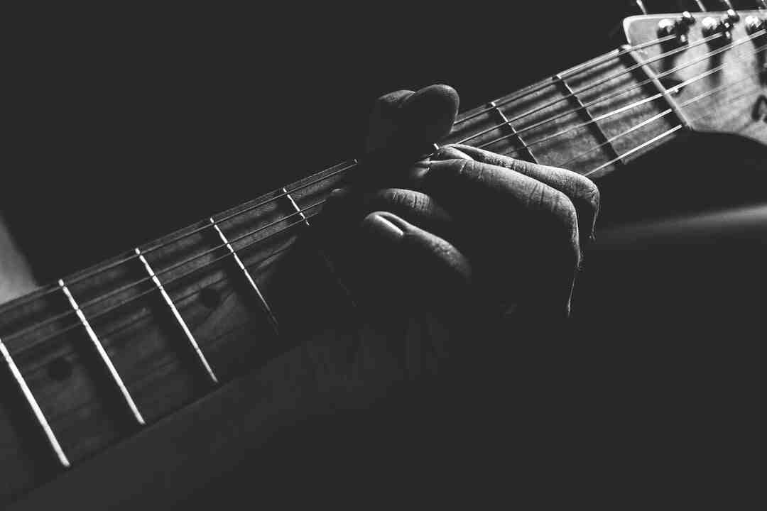 How do you learn strumming patterns?