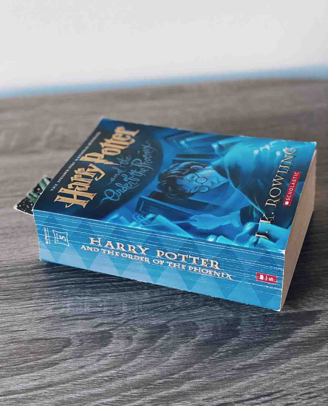 How many books of harry potter are there