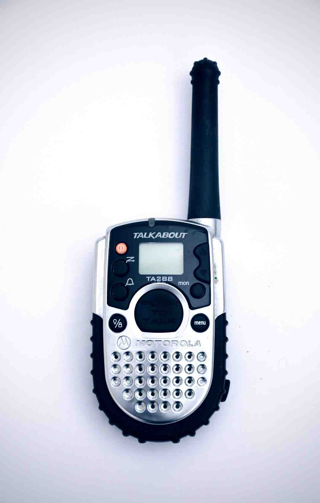 What can I use instead of a walkie-talkie?